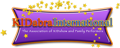 Children's Entertainer Darren Lee, from Colne, Lancashire, is a member of KidAbra International