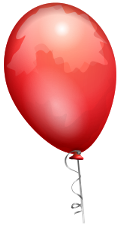 Birthday Party Balloon